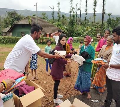 Samagraabhivrudhi : Service to Society